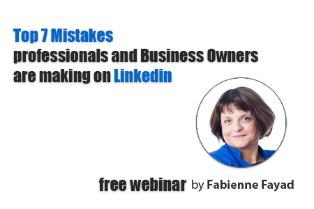 LinkedIn marketing free webinar